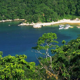 ecology environment nature wildlife Huatulco coast Mexico