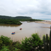 view picture Huatulco rafting